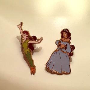 Authentic Collectable Disney Character Pins